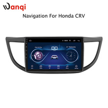 10.1 INCH Android 8.1 Car GPS Navigation For Honda CRV 2012-2016 Support Stereo Audio Radio Video Bluetooth
