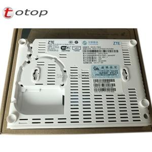 Image 3 - TopคุณภาพZTE ZXHN F623 GPON ONUด้วย1GE + 3FE + 1เสียง + USD + WIFI,ภาษาอังกฤษรุ่นFibra Optica GPON ONT Router