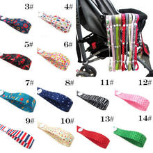 Fixed Baby Toy Saver Sippy Cup Bottle Strap Holder Belt Stroller High Chair Car Seat For Stroller New Color Random(China)