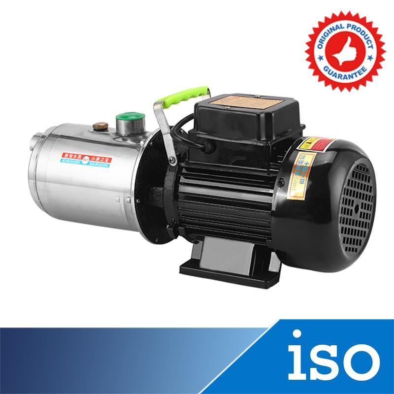220V Self-Suction Water Pump Stainless Steel Pump Head Centrifugal Pump  1.1KW Booster Pump