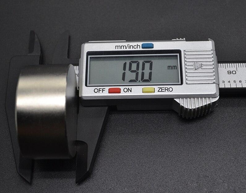 1 шт. N52 40x20 мм или 40X20 мм неодимовый магнит супер сильный Круглый магнит редкоземельный NdFeb сильный постоянный мощный магнит