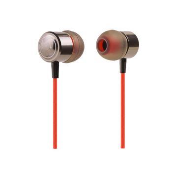 Wired Universal Metal Heavy Bass In-ear Earphone Phone Headphone Mic Headset Earphone