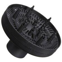 купить NEW Black Fashion Blower Pro Hairdressing Salon Curly Hair Dryer Diffuser Tool по цене 250.76 рублей