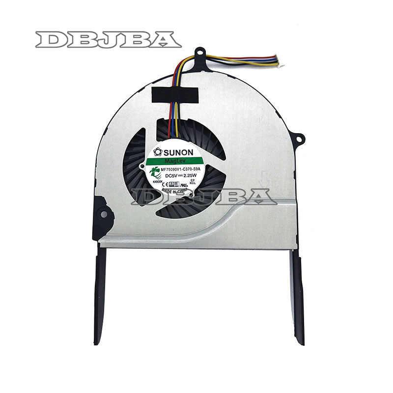 Nieuwe Cpu Fan Voor Asus Rog G771 G771J G771JM G771JW N751 N751J N751JV N751JX N751JK Cpu Koelventilator MF75090V1-C370-S9A