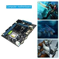 2019 newest Computer Motherboard G41 PC Computer Motherboard Support LGA 775 Dual Core Quad Core CPU DDR3 Memory Mainboard