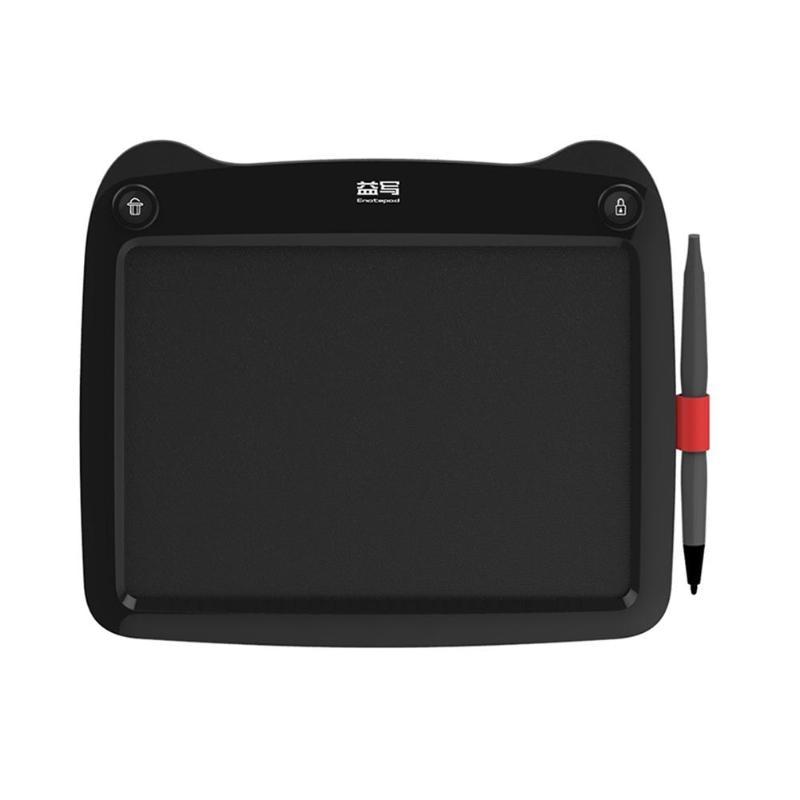 LCD écriture numérique dessin tablette écriture tampons dessin graphique conseil - 6