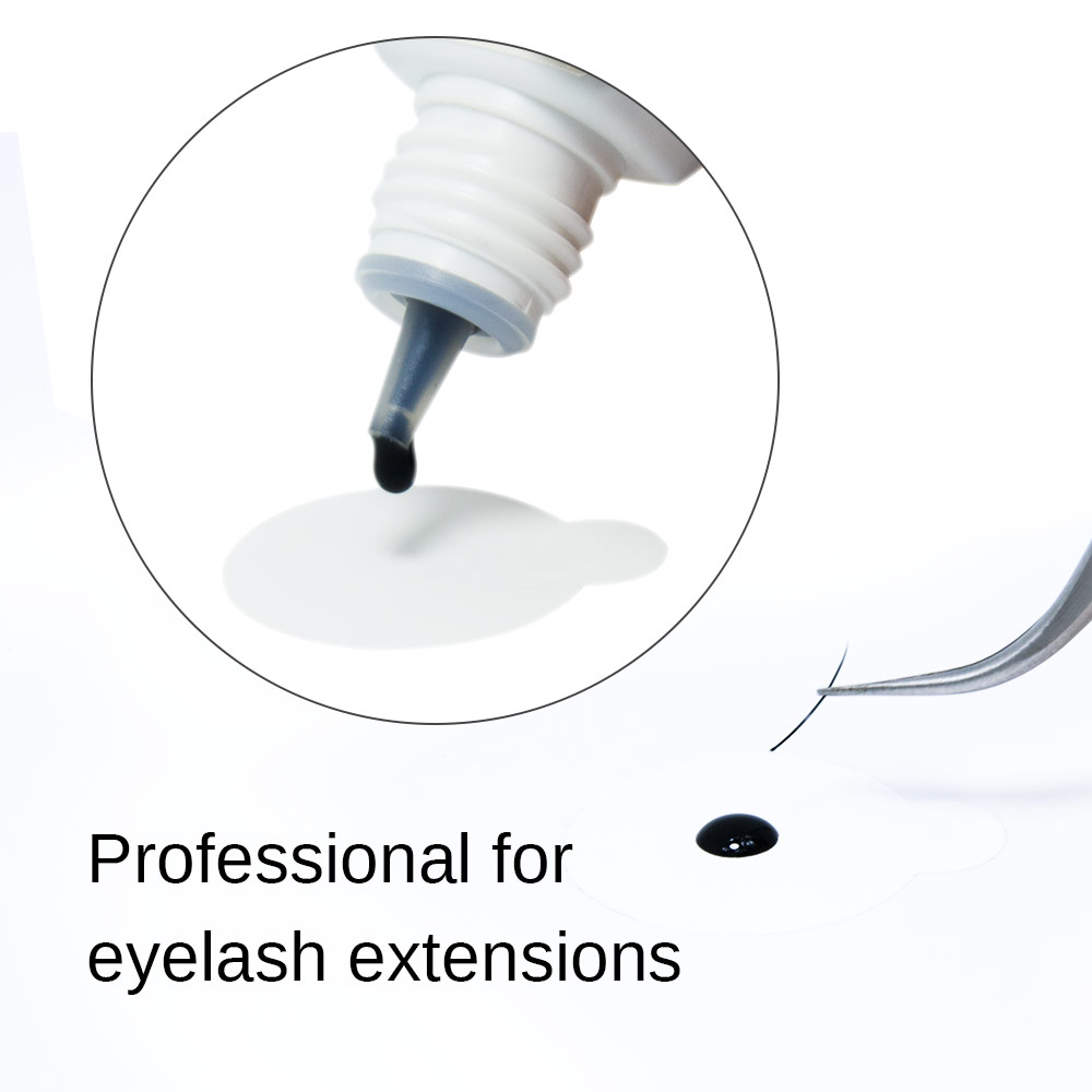 10ml Korea Sky Glue S for Grafting Eyelash Extensions MSDS Adhesive Fasting Drying Eyelash Glue False Eyelashes Glue Holder in False Eyelashes from Beauty Health