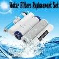 5 обратного осмоса RO сменный Комплект фильтров для воды с фильтром для воды картридж 75 GPD мембрана бытовой очиститель воды