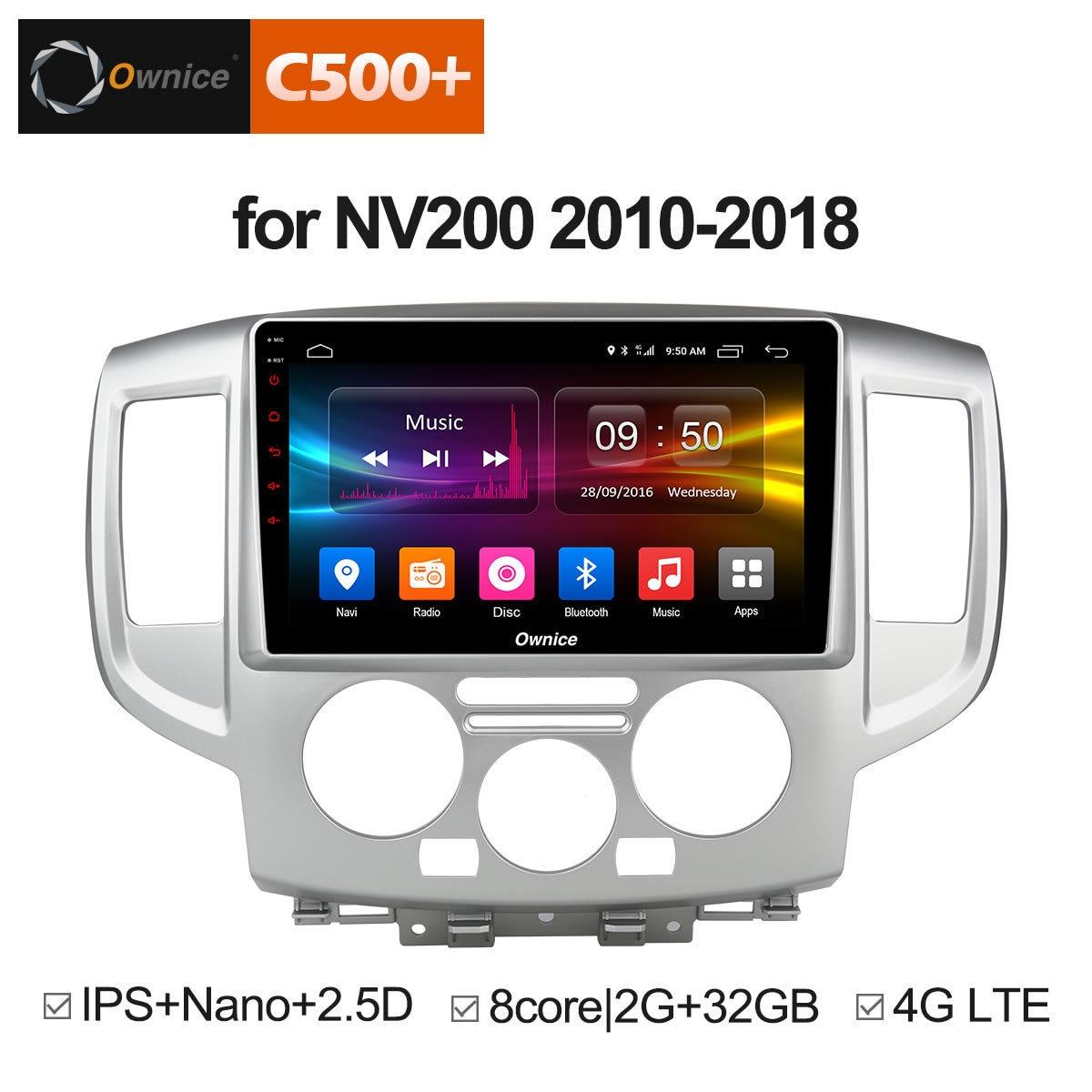 Ownice C500 + G10 8 Core 9