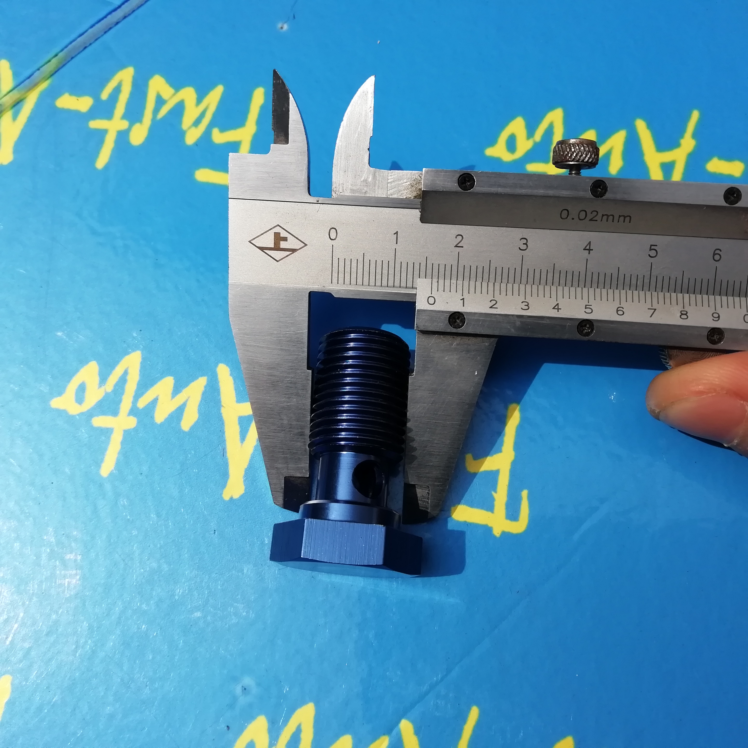 M16 p1.5 m16 * 1.5 m16 x 1.5 liga de alumínio banjo parafuso adaptador para 044 transmissão óleo refrigerador kits mangueira montagem-2