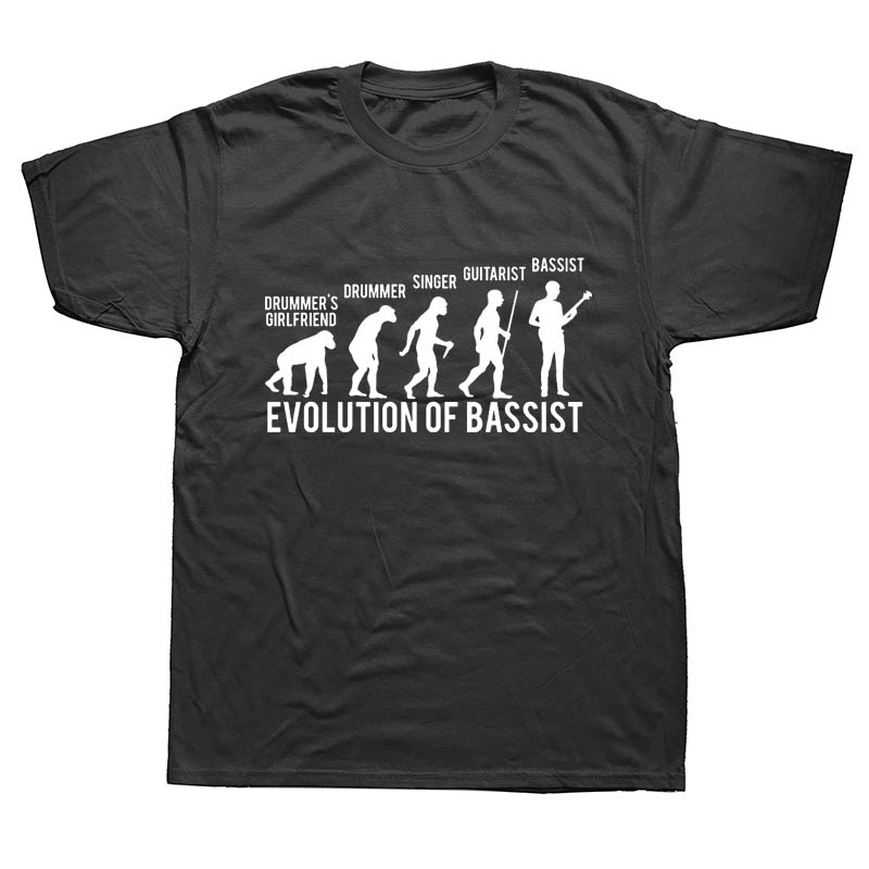 I Play The Bass Drum Tee Shirt Short Sleeve Shirts