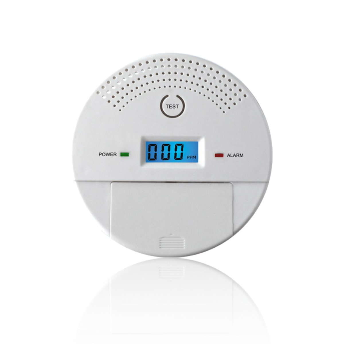 2 In 1 Carbon Monoxide Detectors Voice Strobe Home Security Safety Co Gas Carbon Alarm Detector Sensor Alarm Led Digital Display Back To Search Resultssecurity & Protection