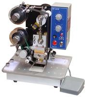 HP-241 elektrische hot stamping datum codering machine met lint