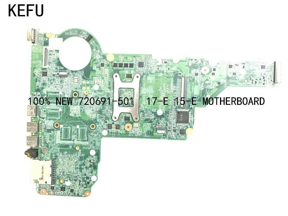 KEFU 100% nuevo DA0R75MB6C1 REV: C placa madre para HP PAVILION 15-E 17-E placa base para ordenador portátil comparar antes del pedido