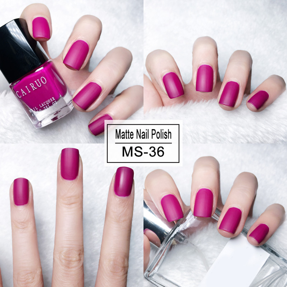 Top 9 Most Popular Matte Nail Polish Blue Brands And Get