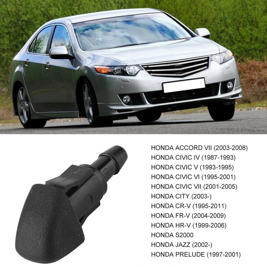 windshield wipers Car Windscreen Wiper Washer Spray Nozzle for HONDA ACCORD CIVIC CITY CR-V JAZZ PRELUDE car accessories