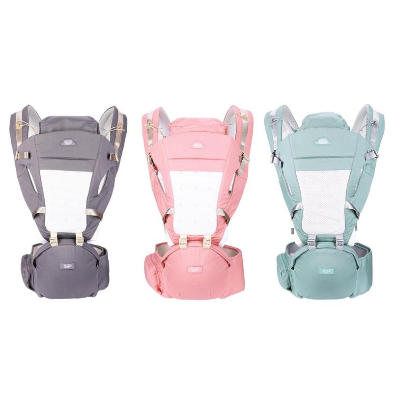 Multifunctional Newborn Infant Front Facing Kangaroos Hipseat Baby Carrier Prevent O-Type Legs Ergonomic Sling Backpacks gabesy baby carrier ergonomic carrier backpack hipseat