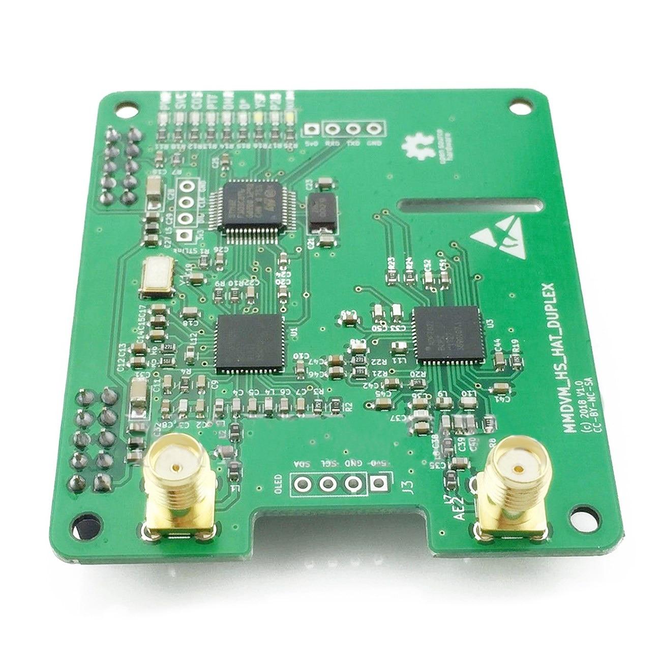 Prise en charge de Hotspot MMDVM Duplex P25 DMR YSF pour Raspberry Pi avec 2 antennes - 3