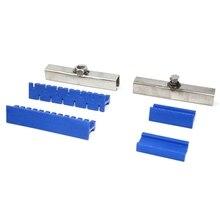 Adhesive Blue Glue Tabs Tools Kit For Car Paintless Dent Repair Tool Auto Dent Repair Tools Long Dent Repair Tools