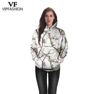 Image 3 - VIP FASHION Camouflage Hoodie Sweatshirt Men 3D Printed hunting  Plum Flower Tree Hoodies Unisex Hiphop Streetwear Sweetshirts