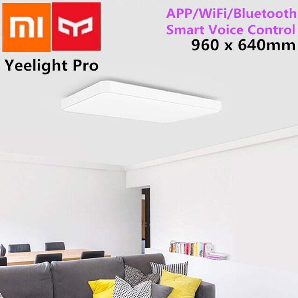 Xiaomi Yeelight Pro Led Ceiling Light 650mm App Bluetooth Smart Remote Control ceiling light Bedroom Living