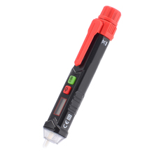 1pc 12-1000V Electrical Non-contact AC Voltage Detector Test Pen Tester Alert LED light стоимость