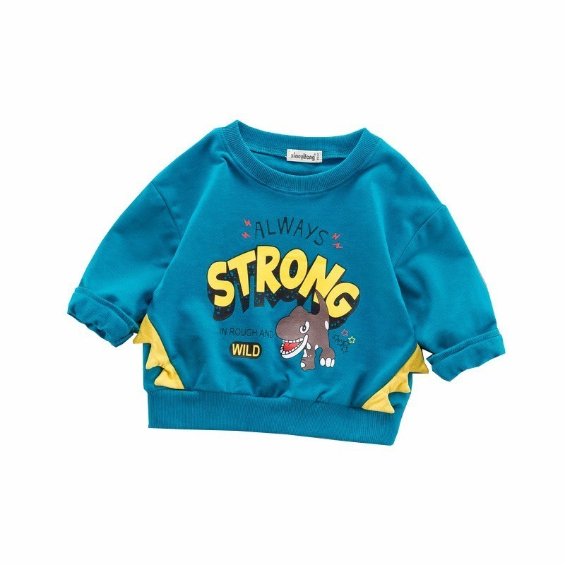4162eb16798d 2019 New Brand Spring Baby Clothes Children Girls Boys Long Sleeves ...