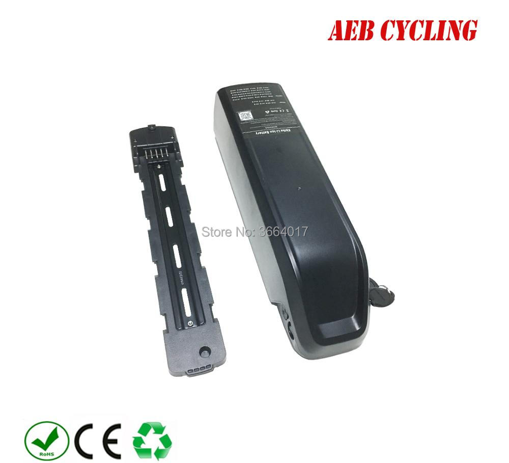 Free Shipping super shark 52V(14S4P) ebike <font><b>battery</b></font> 500W 750W <font><b>1000W</b></font> 36v <font><b>48v</b></font> 52V 500W 750W <font><b>1000W</b></font> 250W Li-ion polly shark <font><b>battery</b></font> image
