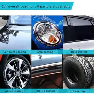 Image 5 - Liquid Ceramic Spray Coating Car Polish Spray Sealant Top Coat Quick Nano Coating 260ML Car Spray Wax Car Cleaning Dropshipping