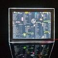 A5 односторонняя настольная светодиодная световая коробка  светящаяся постерная фоторамка с usb-портом для кафе  чая  розничных магазинов