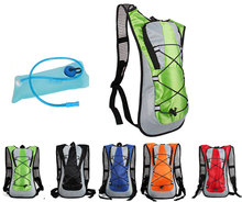 цена Outdoor sports Water Bag Cycling Bike Bicycle Backpack Water Pack 5L Bladder Hump Backpack TPU Pouch Hydration System в интернет-магазинах