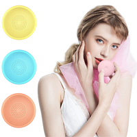 Emporiaz Silicone Face Cleaning Mini Ultrasonic Cleansers