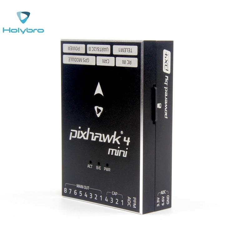 Holybro Pixhawk 4 Mini Autopilot Flight Controller W/ PM06 Power Management  5V Output for RC Drone