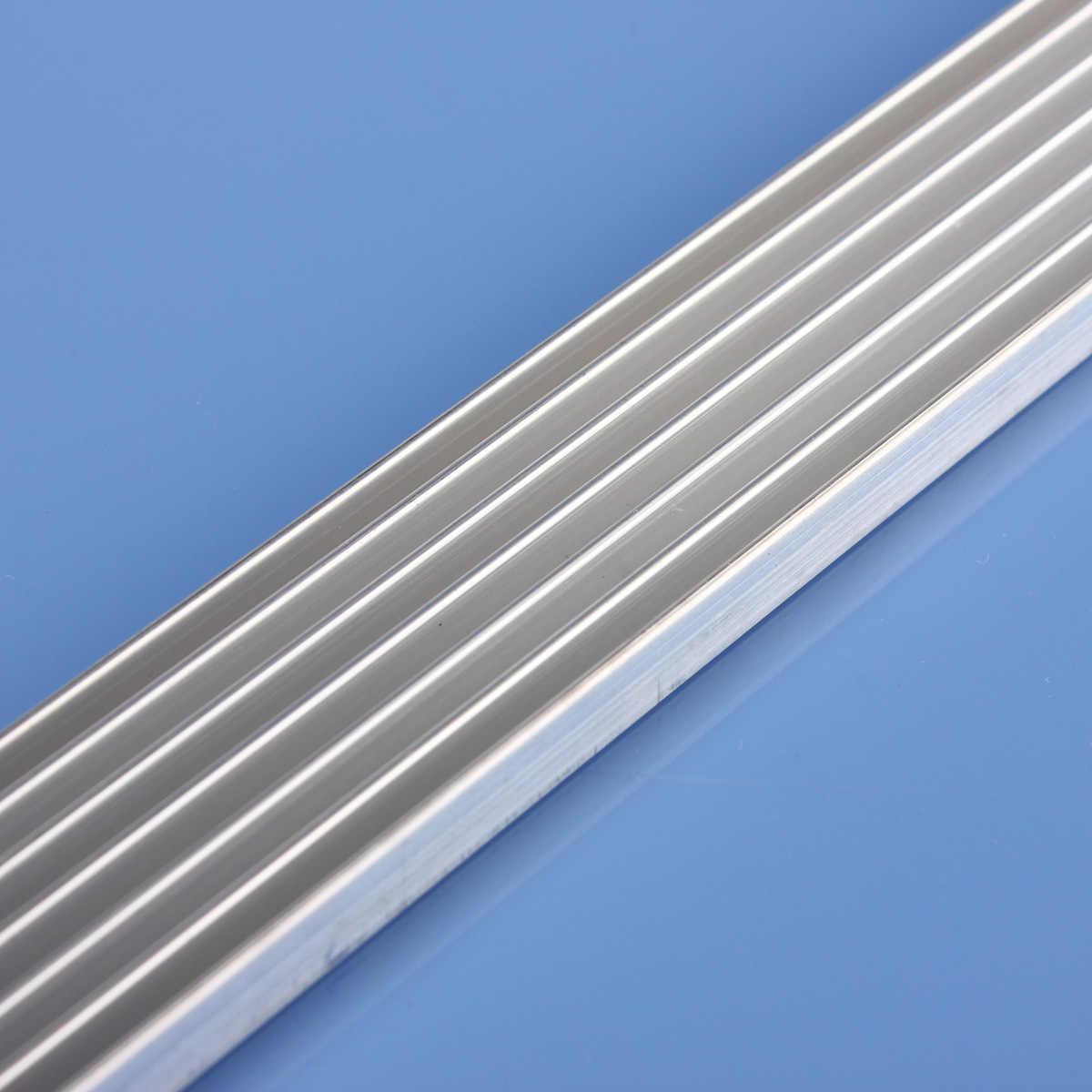 Hohe Qualität 150mm * 20mm * 6mm High Power LED Aluminium Kühlkörper für 1 W 3 W 5 W LED Emitter Dioden Kühlung Kühler