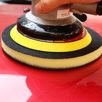 125 MM Vehicles Grinder Car Polisher Electric Grinding Machine Hand Tool Auto Car Accessories Power Tools Buffing Polishing Pad