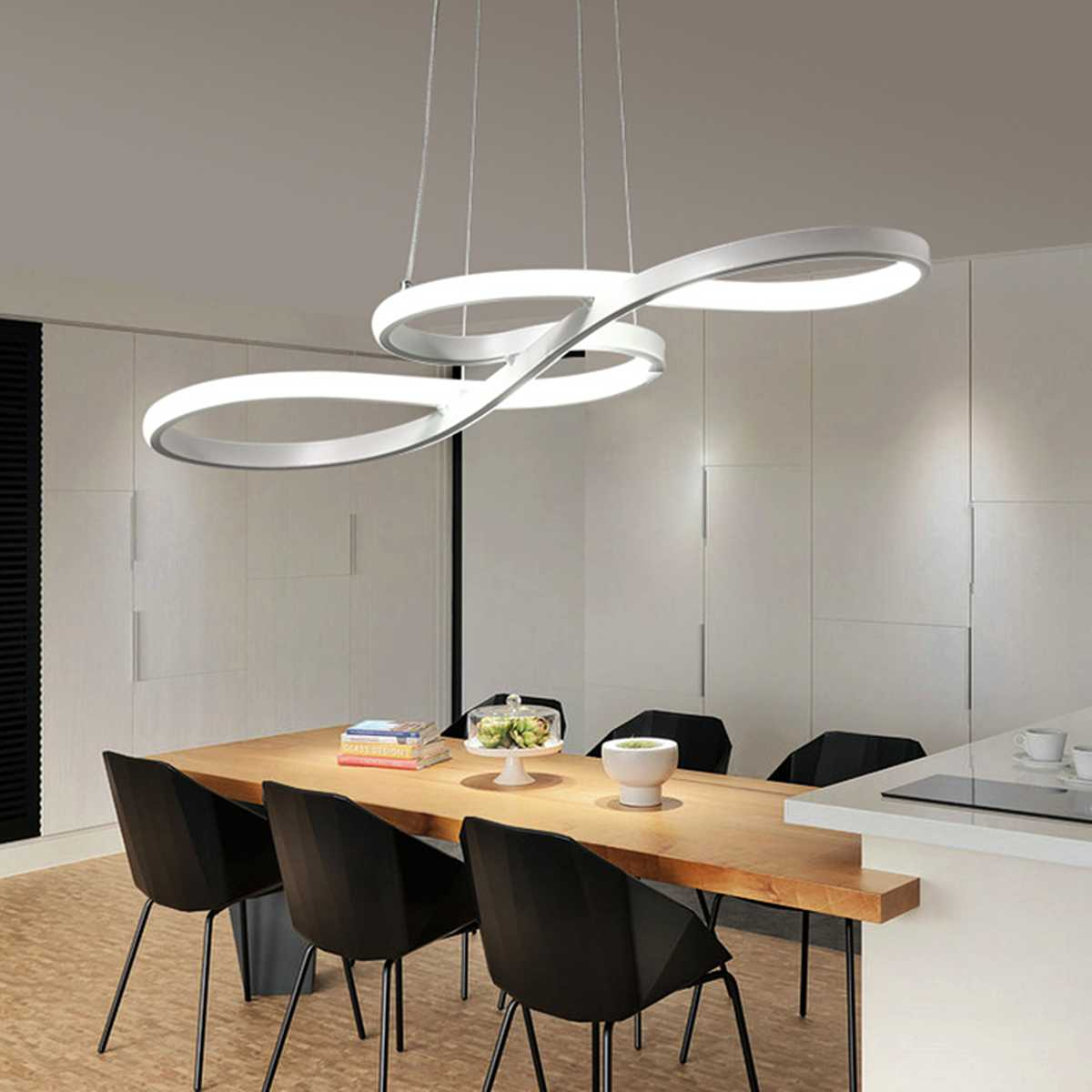 Modern Led Pendant Lights For Living Room Bedroom Home