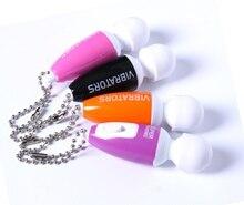Vibratorsforwomen elegant fashion Mini AV vibrator female couples sex health products color random Dropshipping