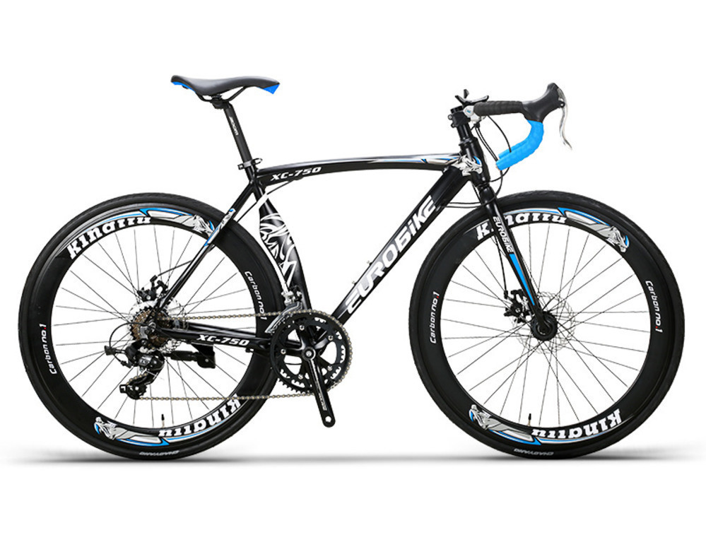 Call On Can Aluminium Alloy 14 Speed Brake Highway Bicycle 700C Cross-country Highway Sports Car XC750