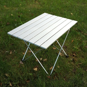 Image 3 - Portable Table Foldable Hiking Table Picnic Table Ultralight Outdoor Folding Table
