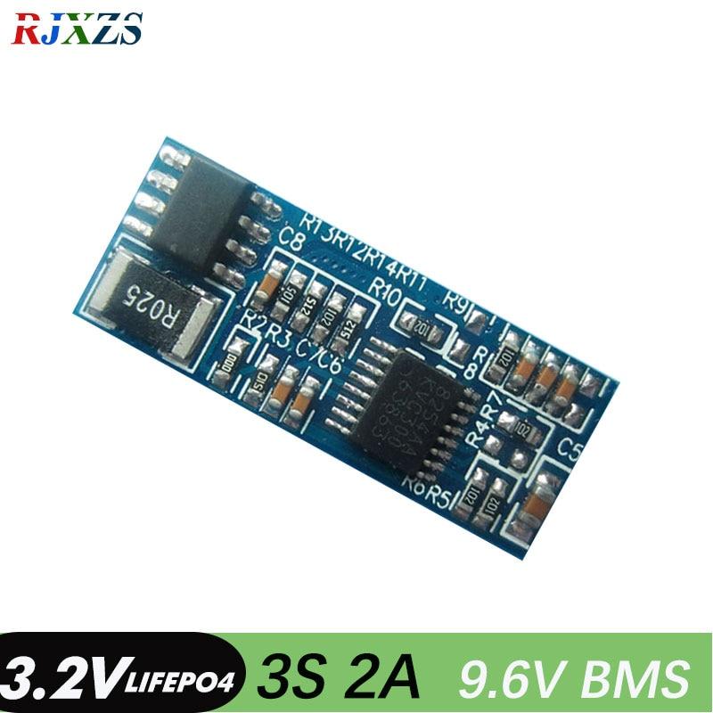 Aliexpress Com   Buy 3s 2a Lifepo4 9 6v 18650 Bms Pcm