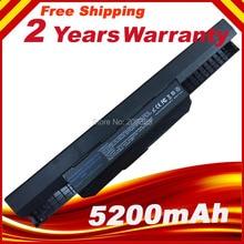 10.8v 4400mah Nouvelle A32 K53 batterie dordinateur portable pour asus K43 K43E K43J K43S K43SV K53 K53E K53F K53J K53S K53SV A43 A53