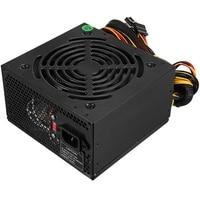 EU Plug Black 1000W Power Supply Psu Pfc Silent Fan Atx 24pin 12V PC Computer Sata Gaming PC Power Supply For Intel Amd Comput