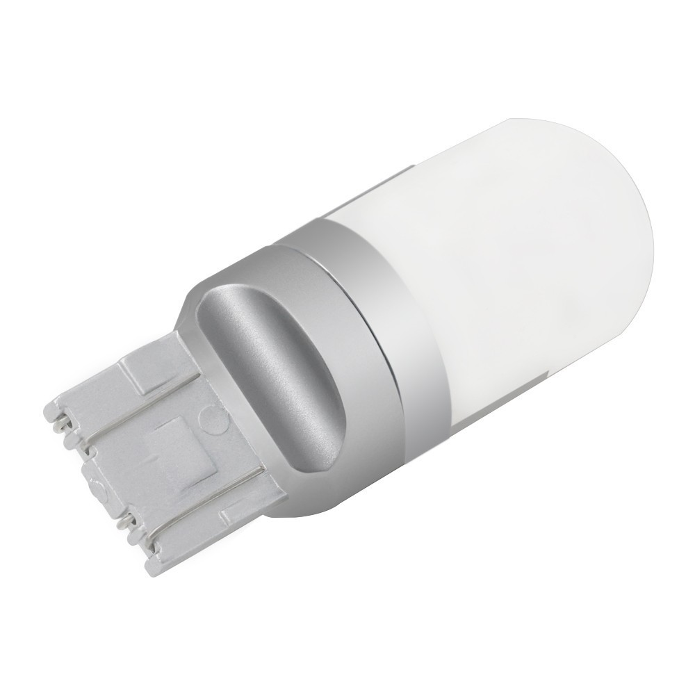 1 Piece T20 W21W W21 5W WY21W 7440 7443 LED Bulb T25 3157 3156 1156 1157 Car Brake Reverse Light 12V 24V Lamp Turn Signal in Signal Lamp from Automobiles Motorcycles