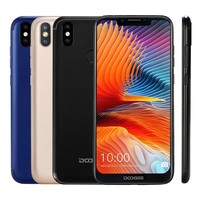DOOGEE BL5500 Lite 2 GB 16 GB смартфон 6,19 ''MTK6739 4 ядра Android 8,1 13.0MP 5500 mAh отпечатков пальцев Dual SIM мобильный телефон