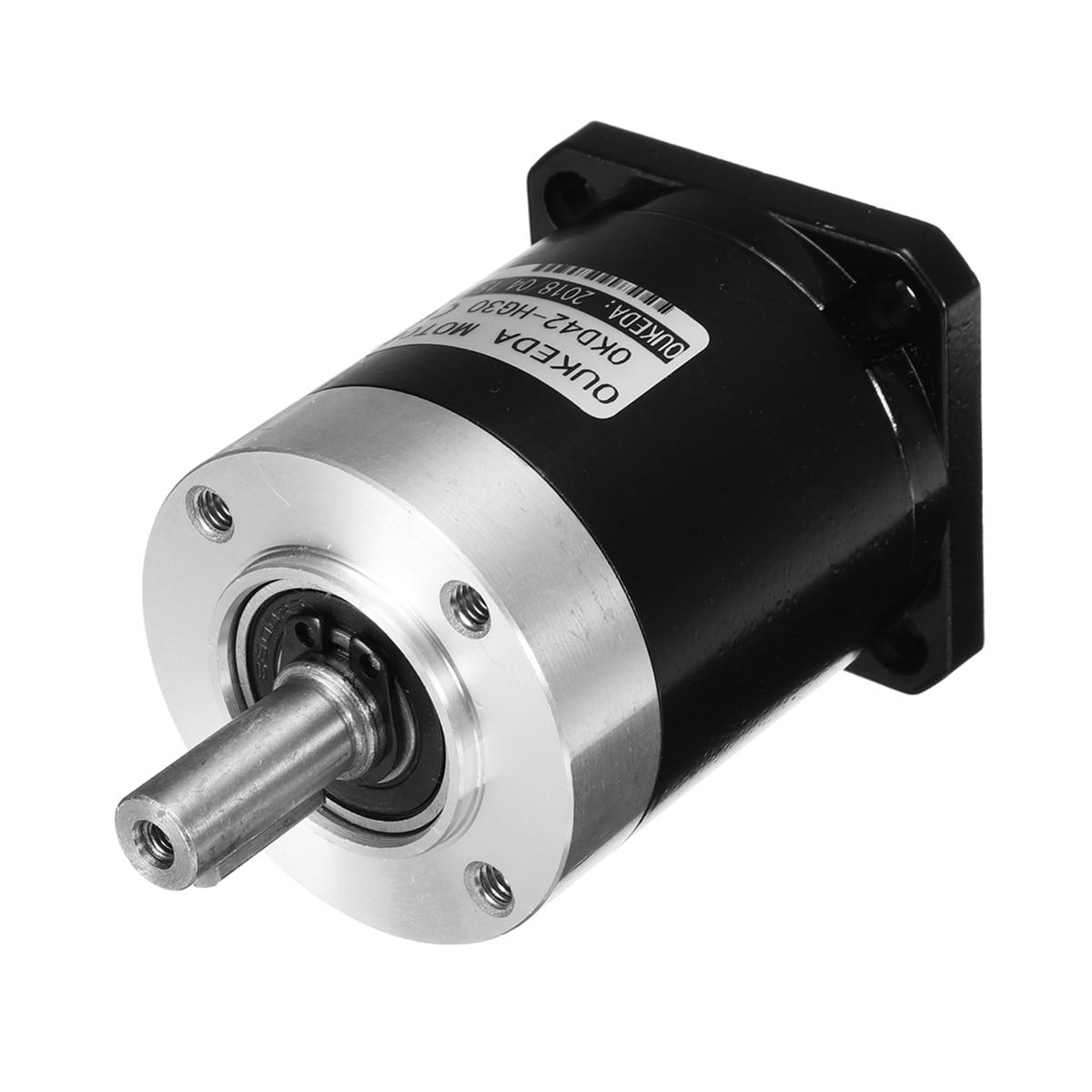 Motor de passo de Engrenagem Planetária Caixa de Velocidades Proporção 40: 1 50: 1 100:1 Stepper Motor Motores Electrical Equipment & Supplies Acessórios