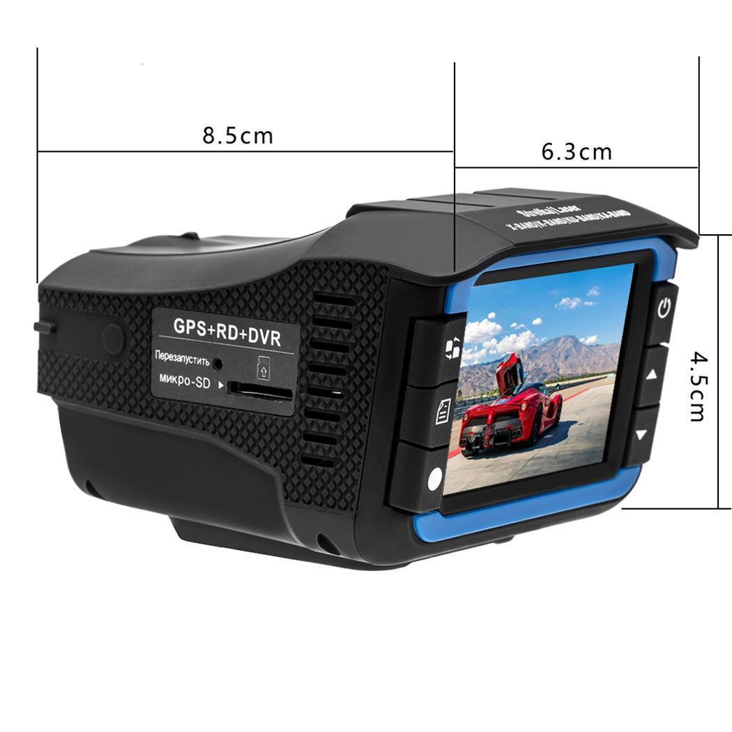 Car Video Surveillance Responsible 2018 Russian Anti Radar Dash Cam Dvr Video Registrator Auto 3 In 1 Dash Cam Car Dvr Radar Detector Gps Tracker Driving Recorder 2019 Latest Style Online Sale 50% Dvr/dash Camera