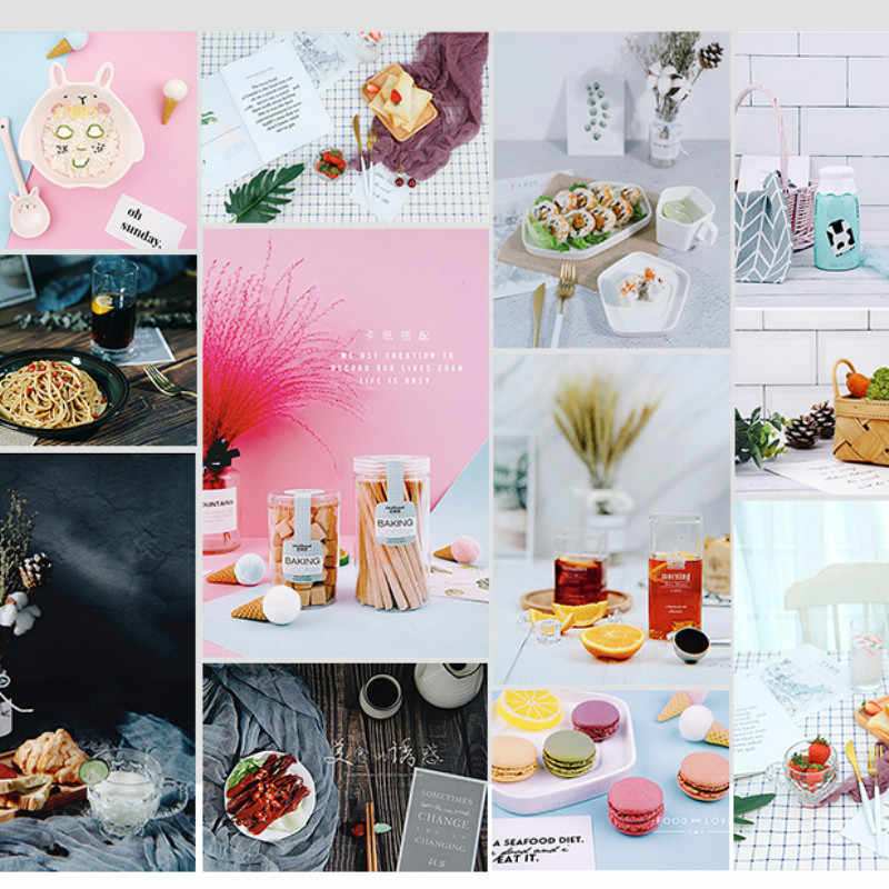 Food Marble Background Paper Ins Wind Photo Props Food Photography Props Photo Shoot Pendulum Props Decoration Photo Props Set Aliexpress
