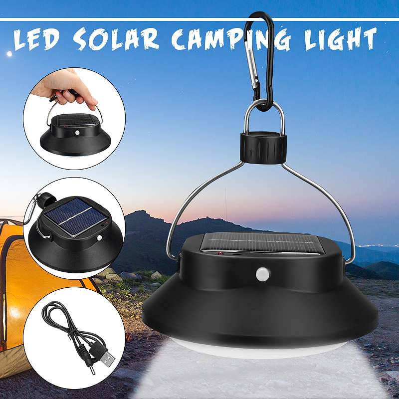 Solar Rechargeable Flashlight USB Port Camping Tent Light Outdoor Portable Hanging Lamp 28 LED Lantern Camping LightSolar Rechargeable Flashlight USB Port Camping Tent Light Outdoor Portable Hanging Lamp 28 LED Lantern Camping Light