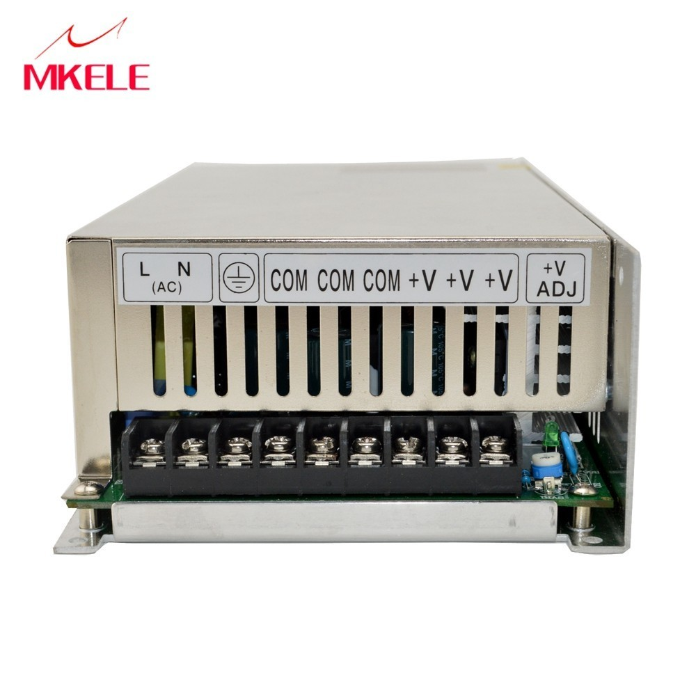 S-500-12 500W 12VDC 40A Single Output Switching Power Supply Driver TransformerWith CE ROHS Certificates image