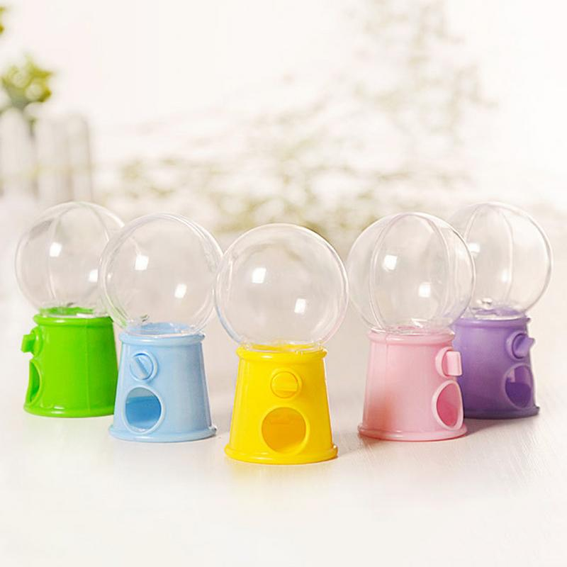 12PCS Innovative Light Bulb Shaped Candy Machine Twisting Machine Mini Candy Boxes Wedding Birthday Party Baby Shower Decoration12PCS Innovative Light Bulb Shaped Candy Machine Twisting Machine Mini Candy Boxes Wedding Birthday Party Baby Shower Decoration